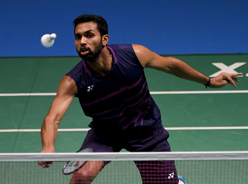 Gopichand recommends Prannoy's name for Arjuna Award on June 3rd