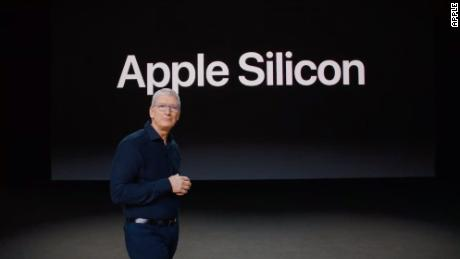 """Apple announced it's switching to its own chips for the Mac computer line, called """"Apple Silicon."""""""