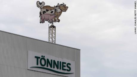 Germany reports 650 new cases in a meat processing plant