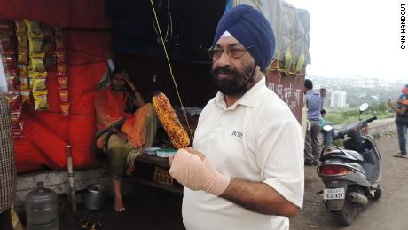 Lakhjeet Singh, 68, tested positive for Covid-19 but couldn't find a hospital to admit him.