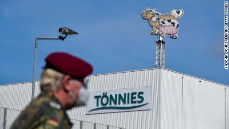 The giant meatpacking company at the heart of Germany's new coronavirus hotspot
