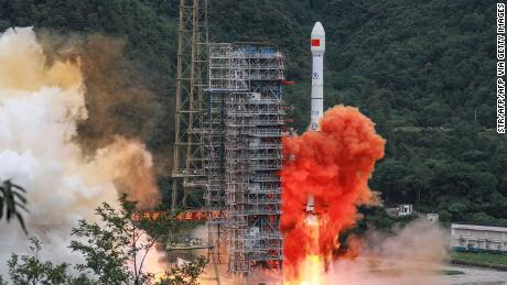 China's GPS rival Beidou is now fully operational after final satellite launched