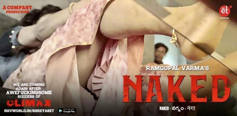 Shree Rapaka in Ram Gopal Varma's Naked Nanga Nagnam