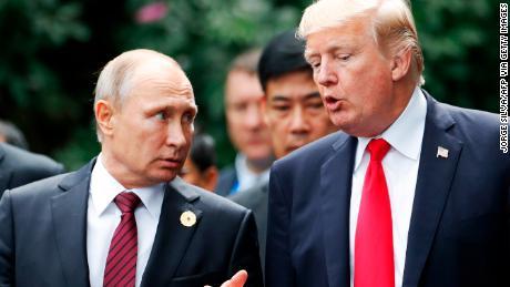 Putin leverages coronavirus chaos to make a direct play to Trump