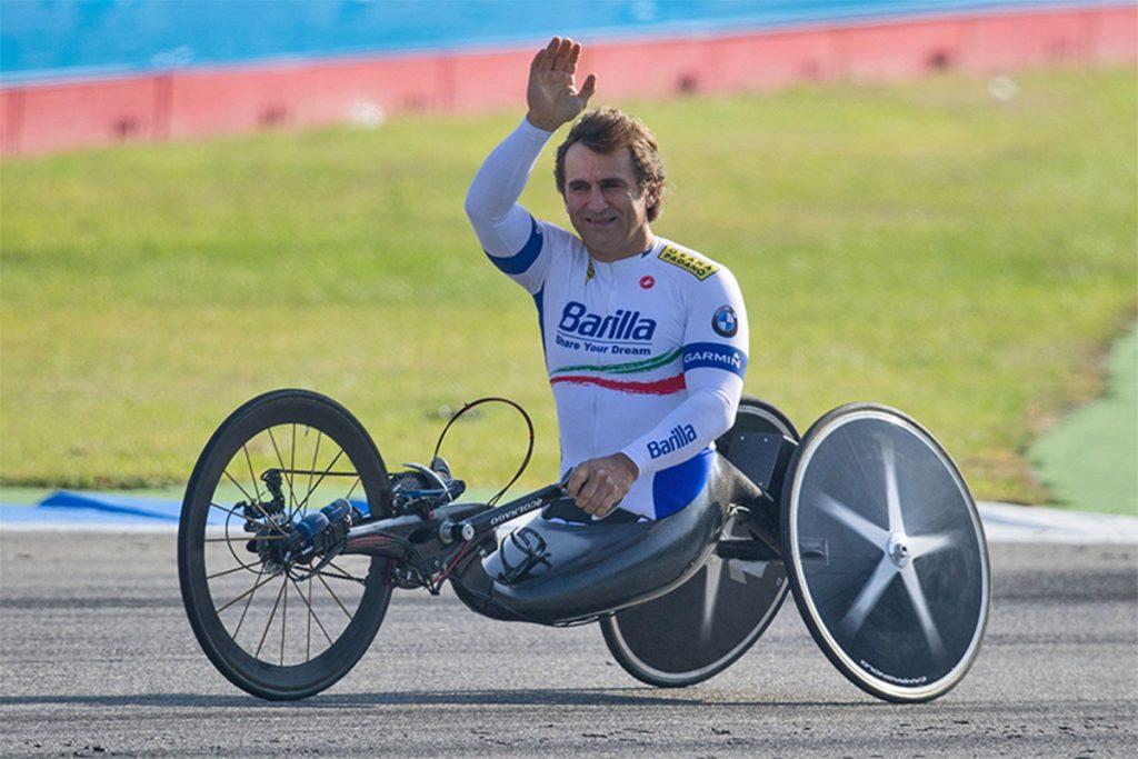 Alex Zanardi in medically induced coma after horrific crash in Italy