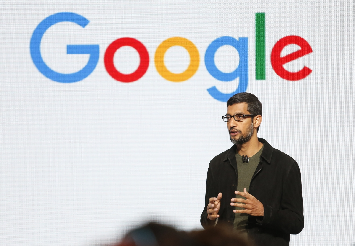 Google CEO Sundar Pichai pledges $175 million to help black entrepreneurs