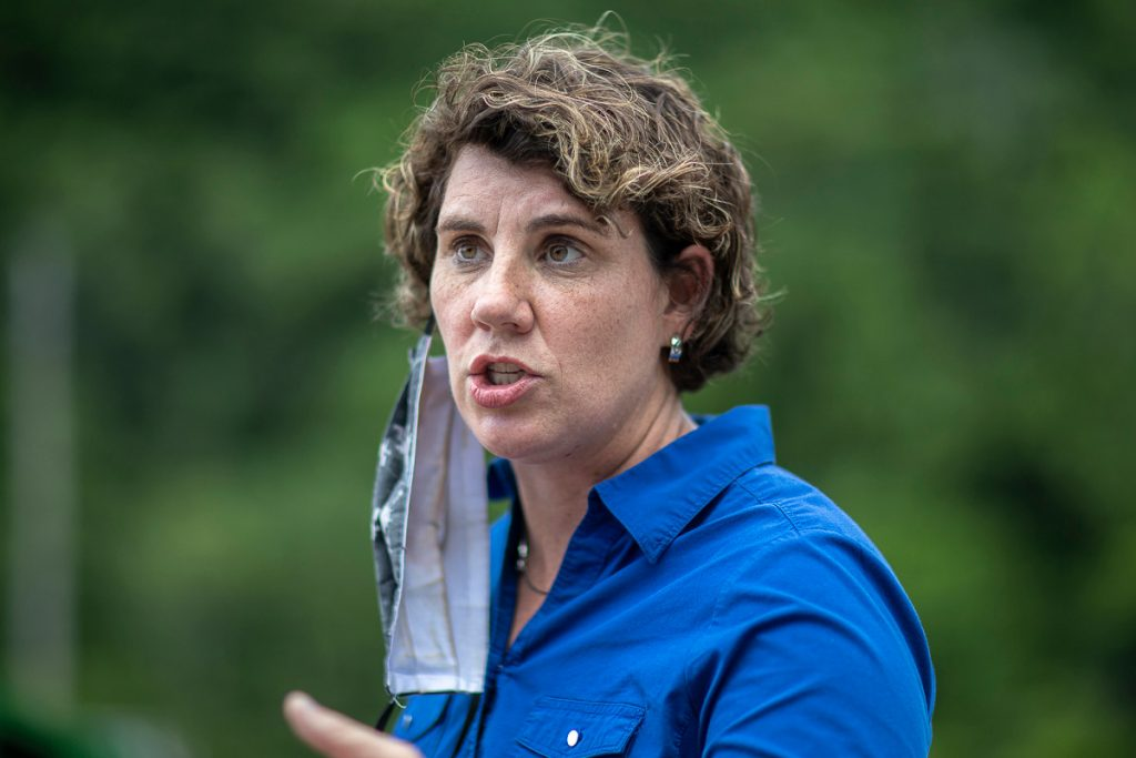 Amy McGrath narrowly beats Charles Booker in Kentucky primary