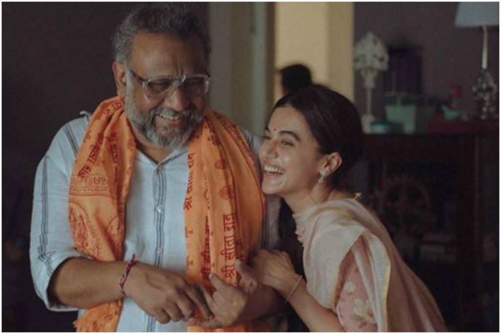 Anubhav Sinha and Taapsee Pannu