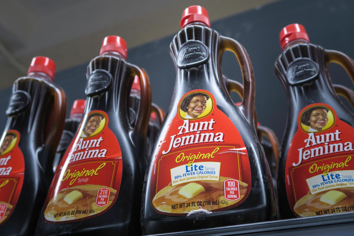 Aunt Jemima 'racial stereotype' gets the axe amid BLM backlash