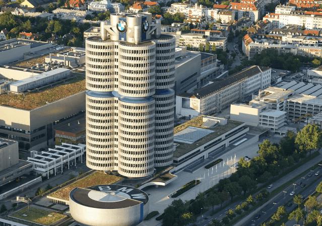 BMW layoffs 2020 / BMW office