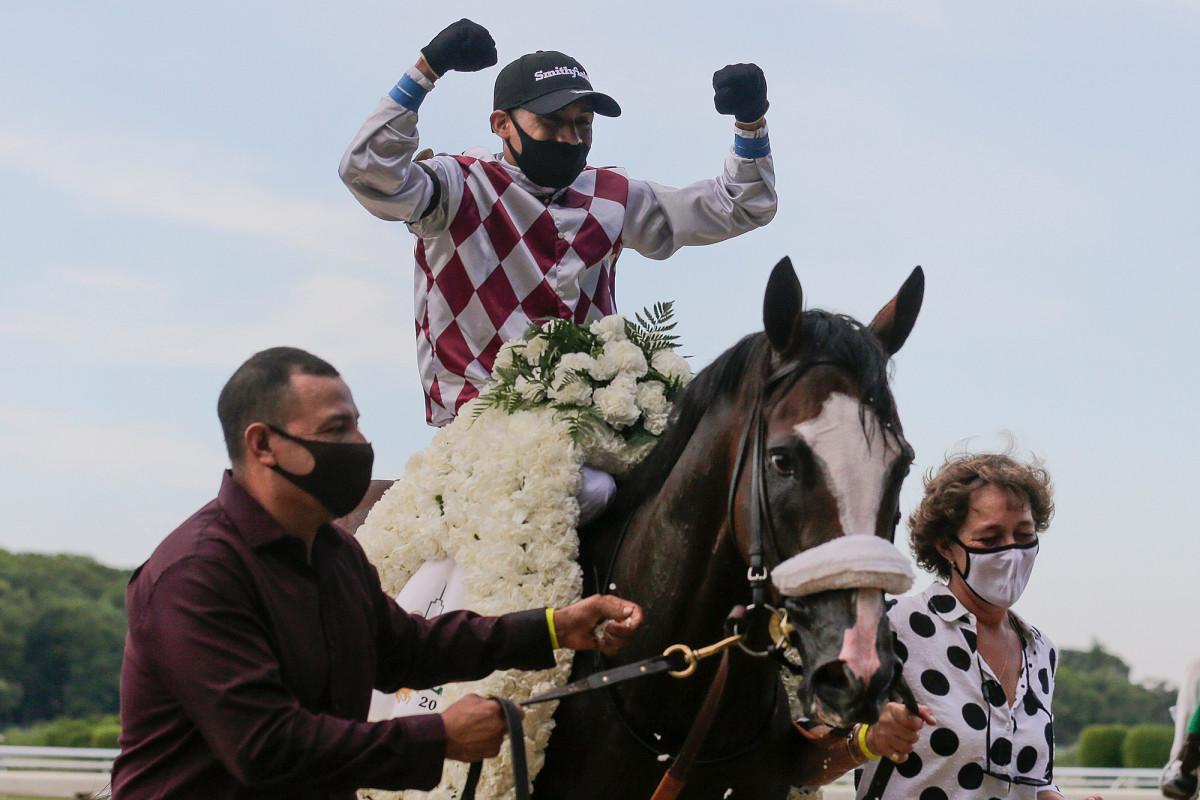 Belmont winner Tiz the Law will run Travers in Kentucky Derby prep