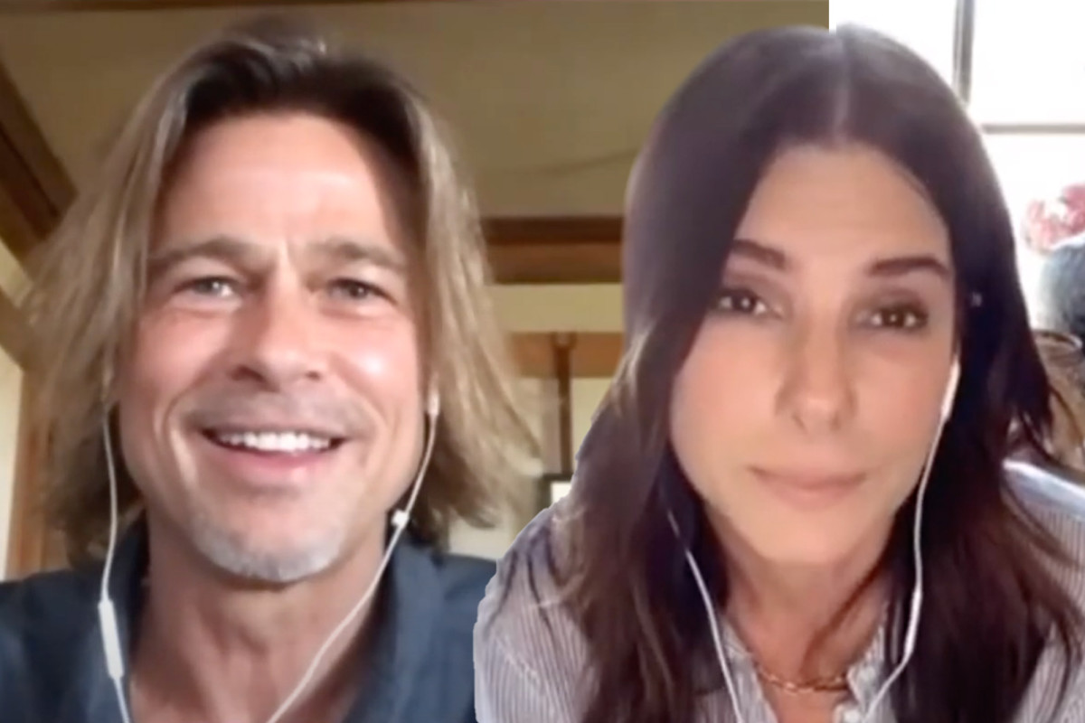 Brad Pitt, Sandra Bullock join A-listers to honor essential workers