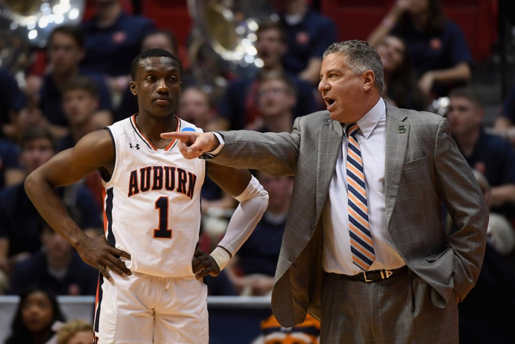 Bruce Pearl thinks Jared Harper can be a steal for the Knicks