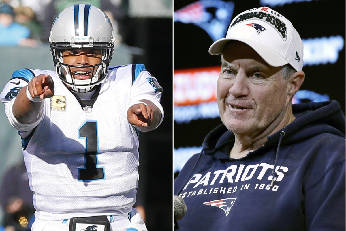 Cam Newton signing means Patriots dynasty ain't dead yet