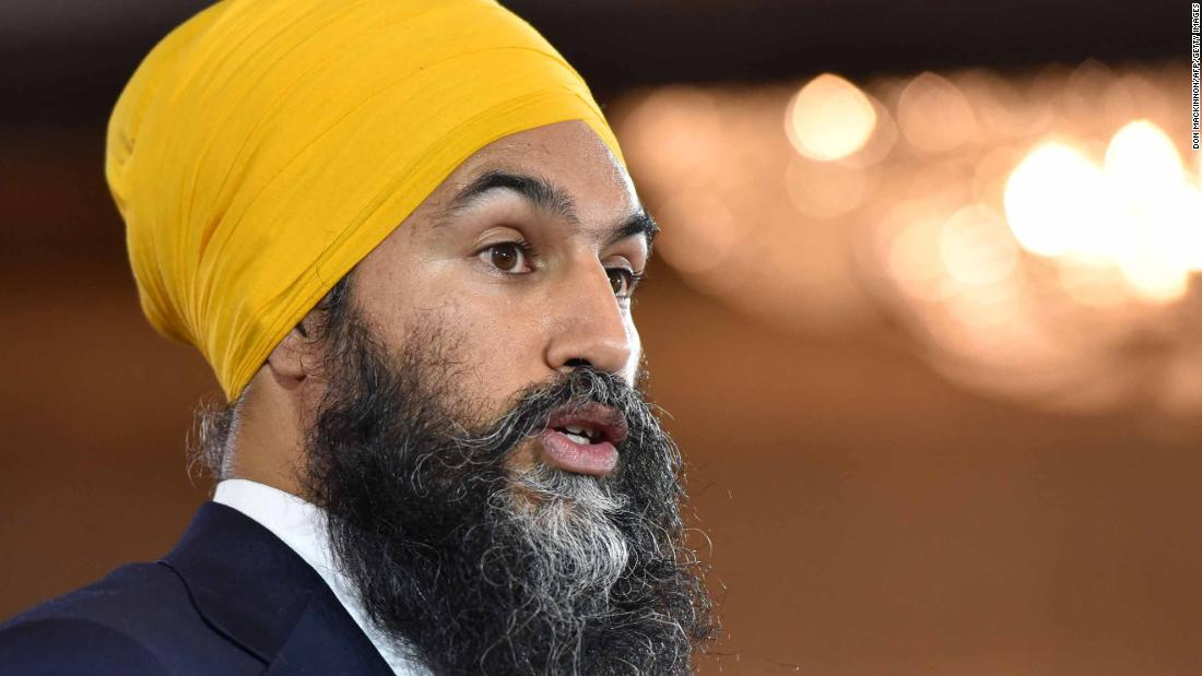 Canadian politician calls opponent 'racist,' gets kicked out of parliament