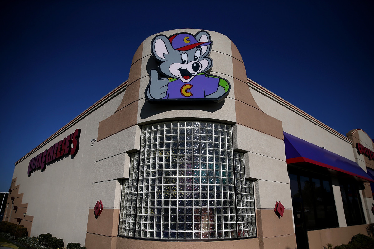Chuck E. Cheese parent company files for bankruptcy