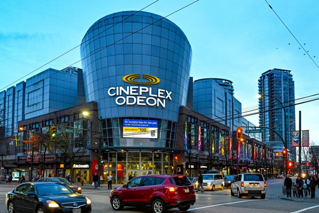 Cineplex resorting to 'poison pill' plan for stockholders