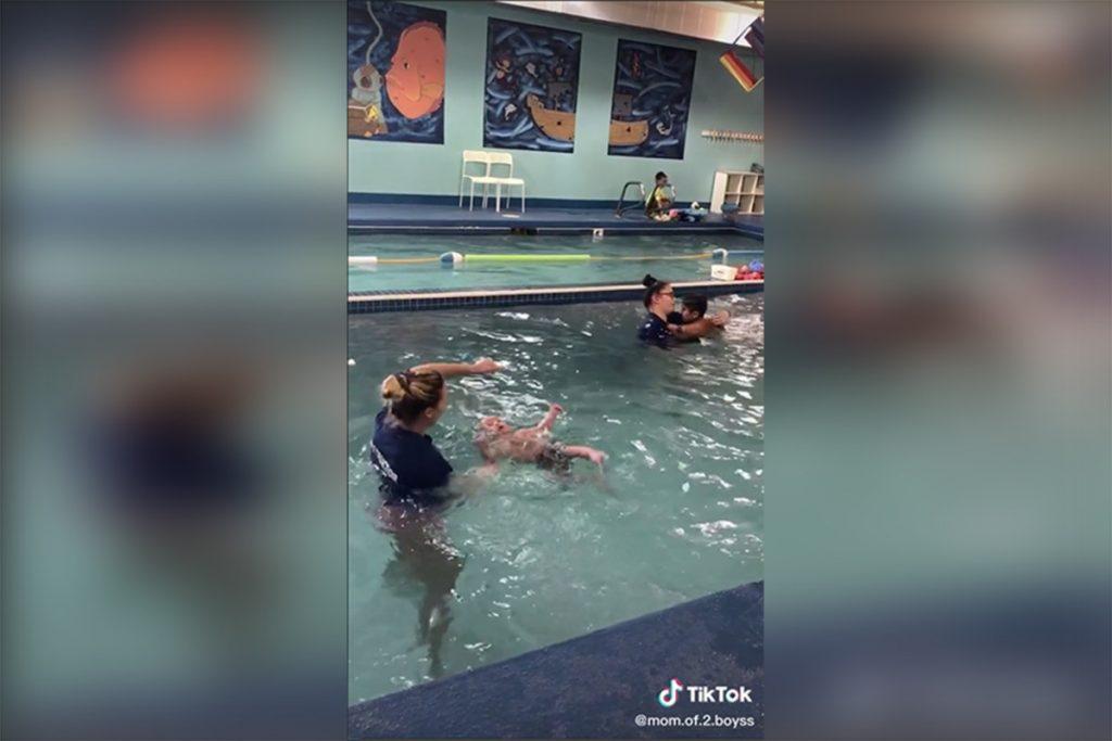 Colorado mom makes a splash in viral TikTok video