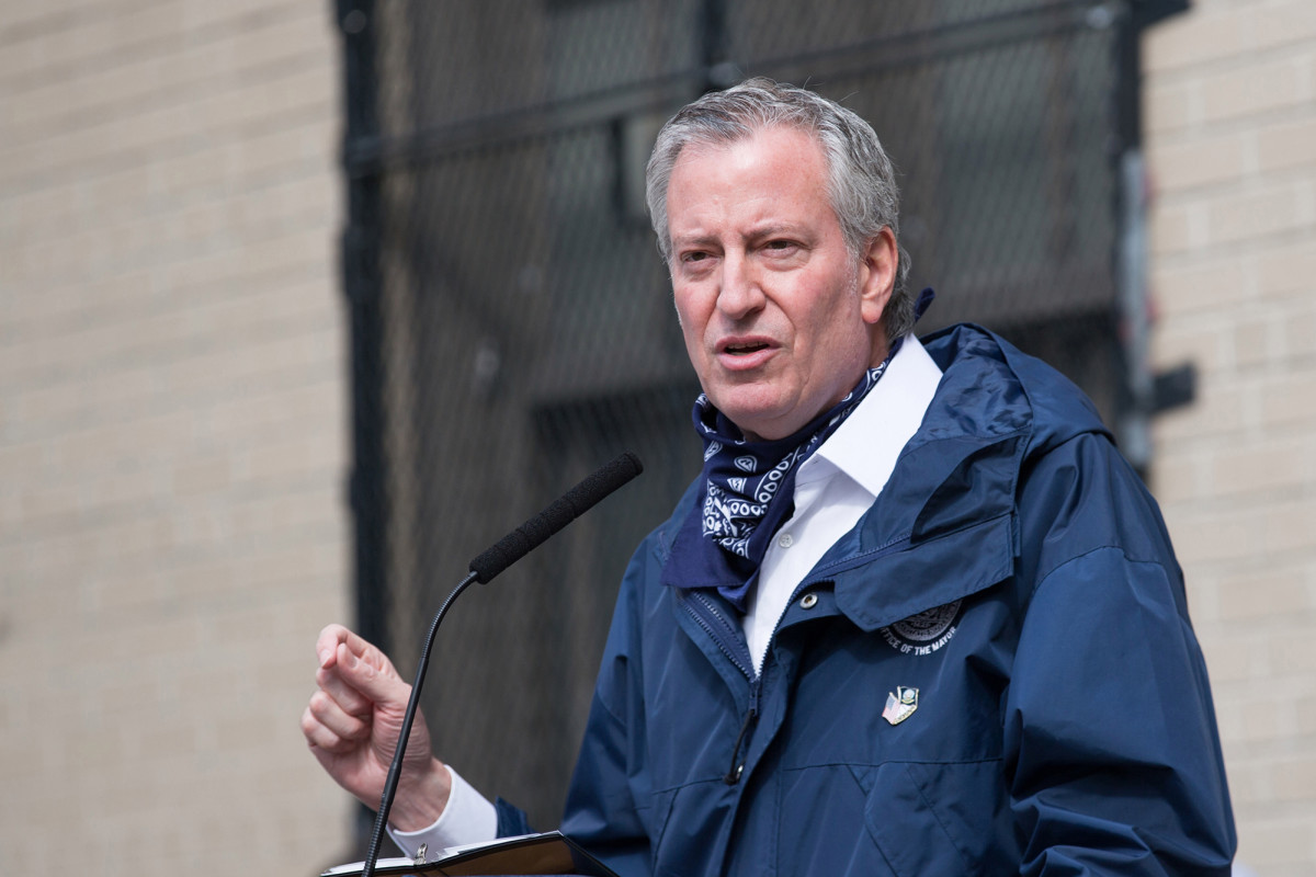 De Blasio's agenda could put another Giuliani in City Hall