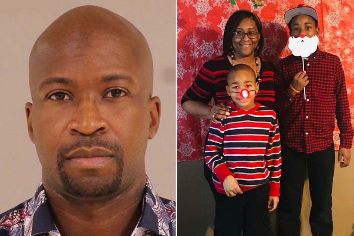 Dad charged in house fire that killed family used fire pit just feet away