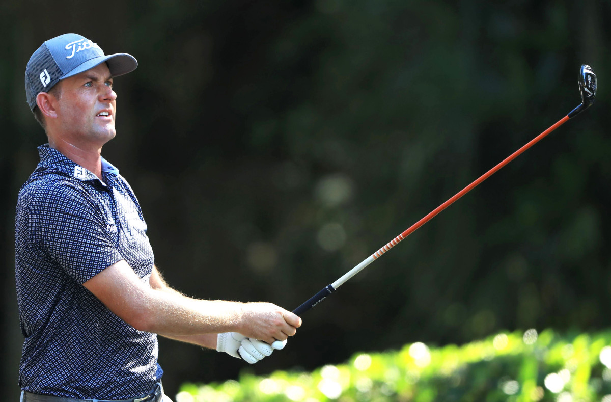 Four share the lead as wild finish looms at RBC Heritage