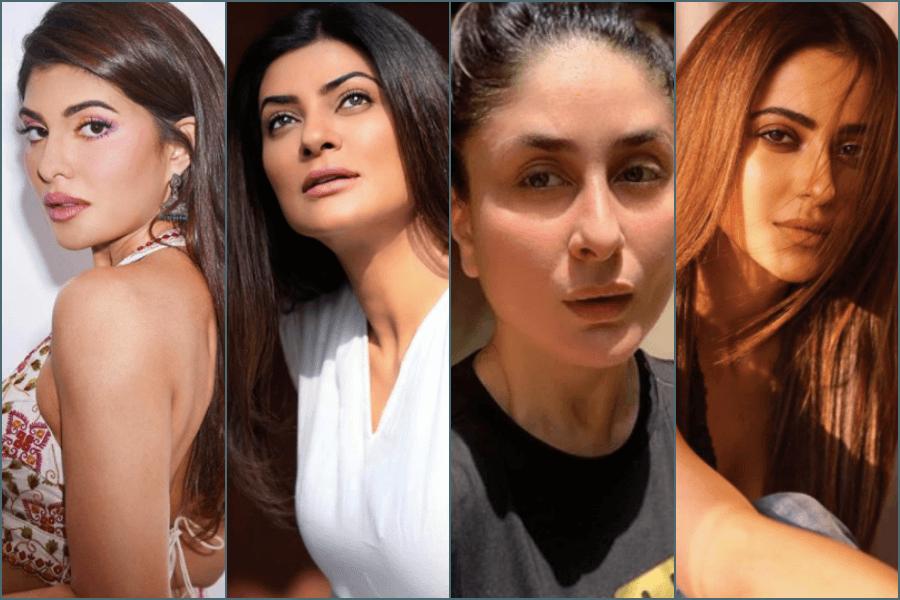 Jacqueline Fernandez, Sushmita Sen, Kareena Kapoor Khan and Rakul Preet Singh