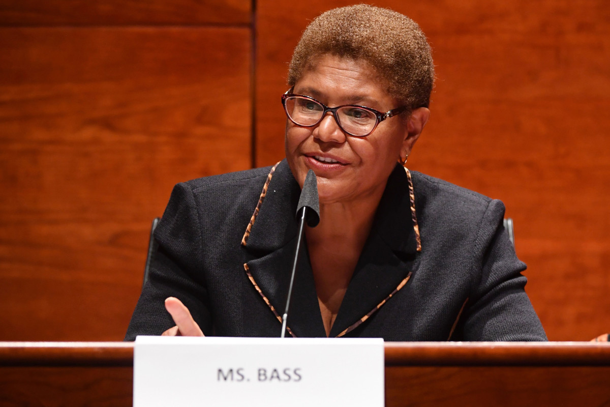 Joe Biden asks Rep. Karen Bass to undergo VP vetting process: report