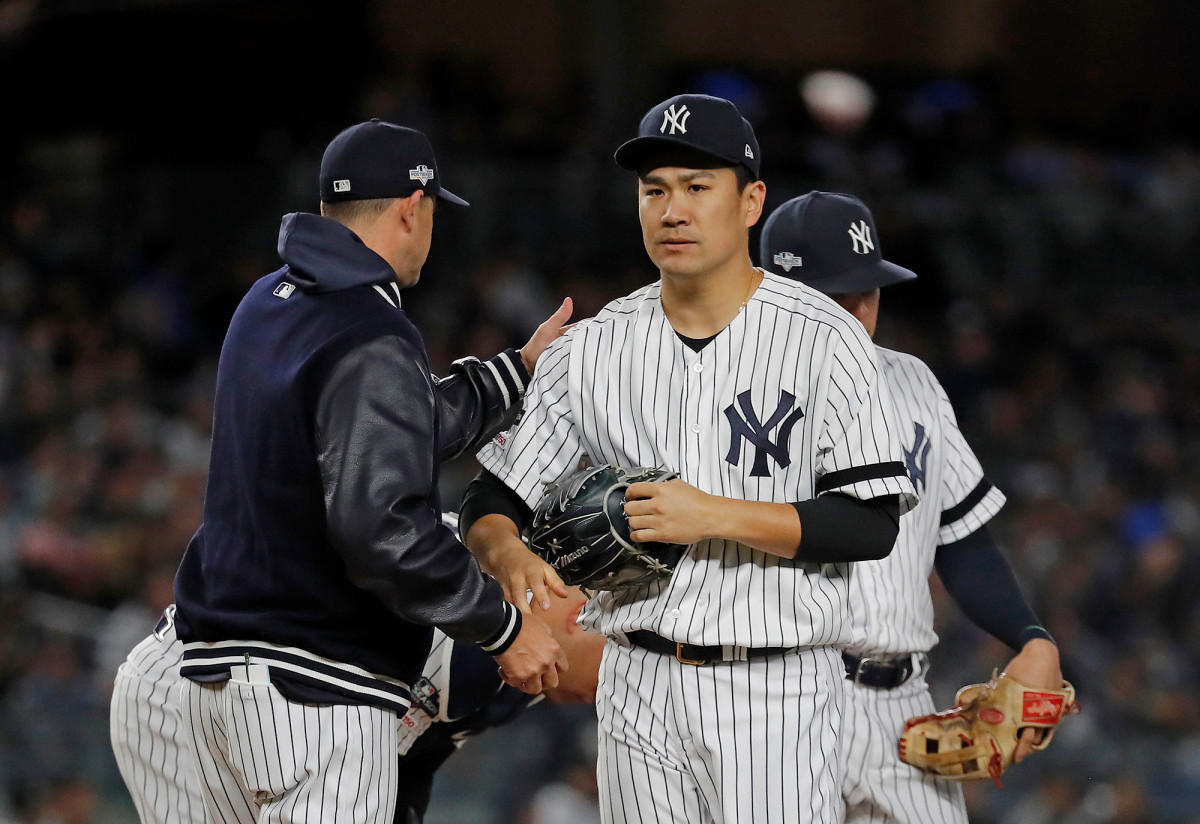 Masahiro Tanaka set for return to uncharted Yankees contract waters