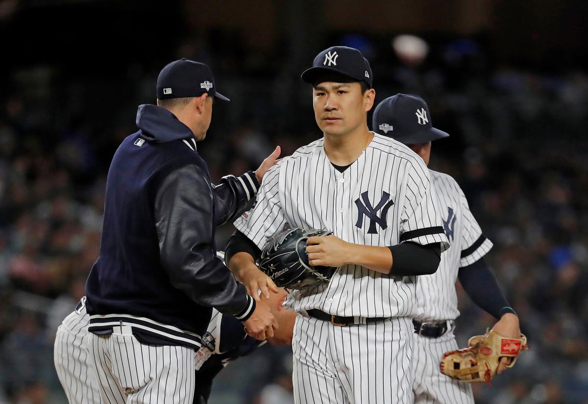 Masahiro Tanaka set for return to uncharted Yankees contract waters