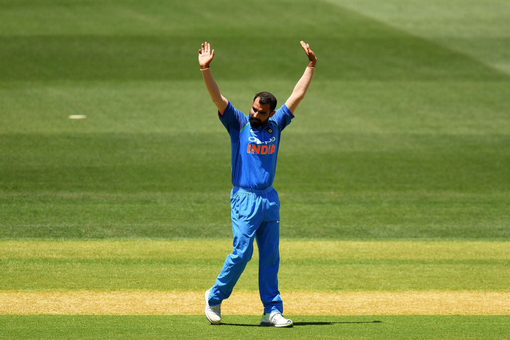 Mohammed Shami speaks on Saliva ban: 'Will need at least a month to get used to it'