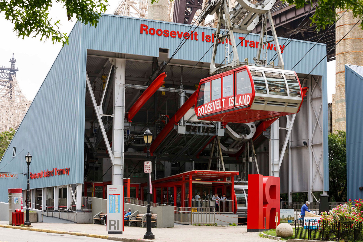 Roosevelt Island agency head fired over 'racially and sexually offensive' remarks