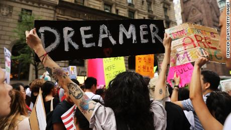 This is who's affected by the Supreme Court decision on DACA