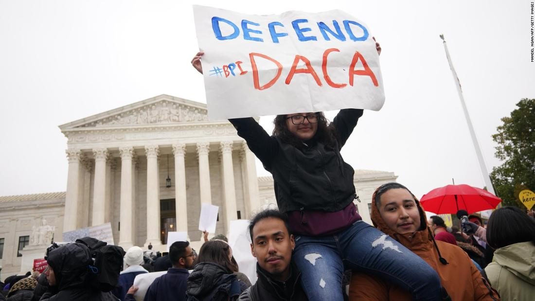 Jeffrey Toobin explains Supreme Court decision on DACA