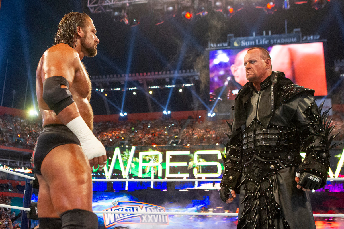 Triple H reflects on Undertaker, his own self-doubt