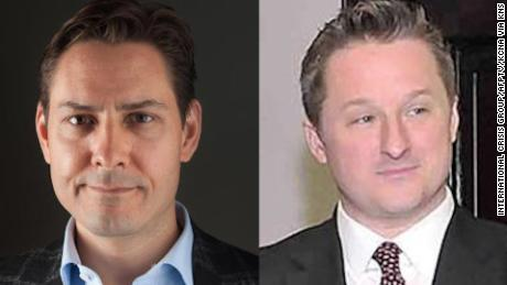 Canadians Michael Kovrig and Michael Spavor have been detained in China since 2018.