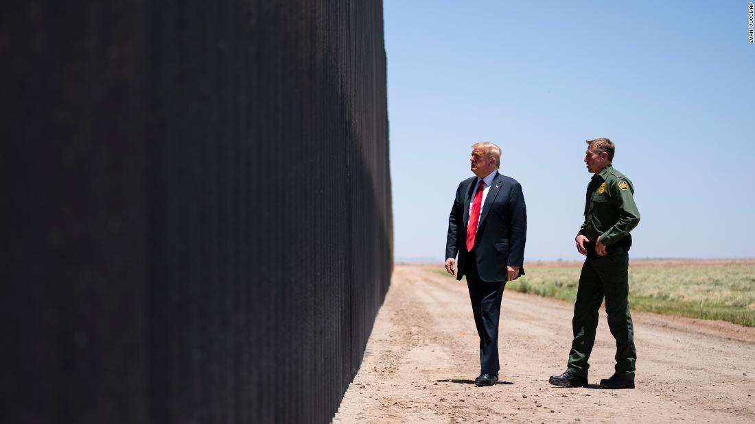 Trump can't divert military funds for border wall, federal appeals court says