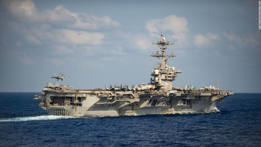 USS Roosevelt In major reversal, Navy opts to uphold firing of aircraft carrier captain who warned about coronavirus outbreak