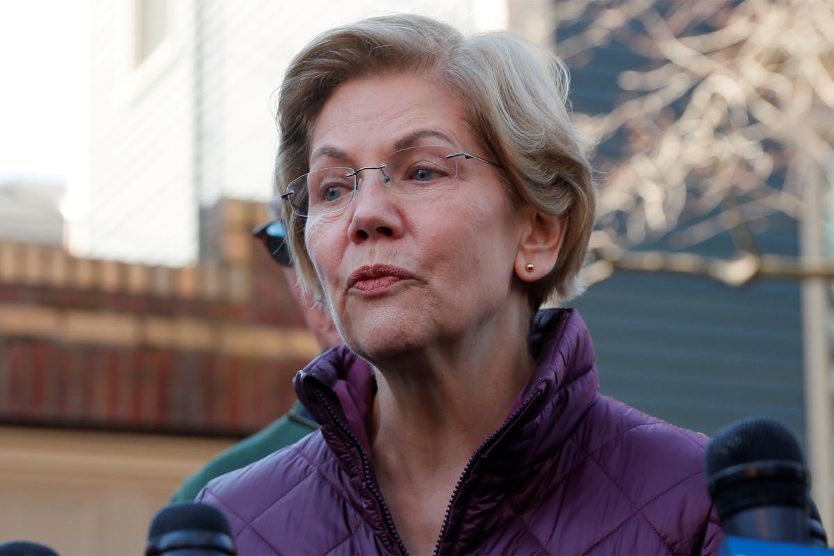 Warren in weird spot as black women dominate Biden VP search