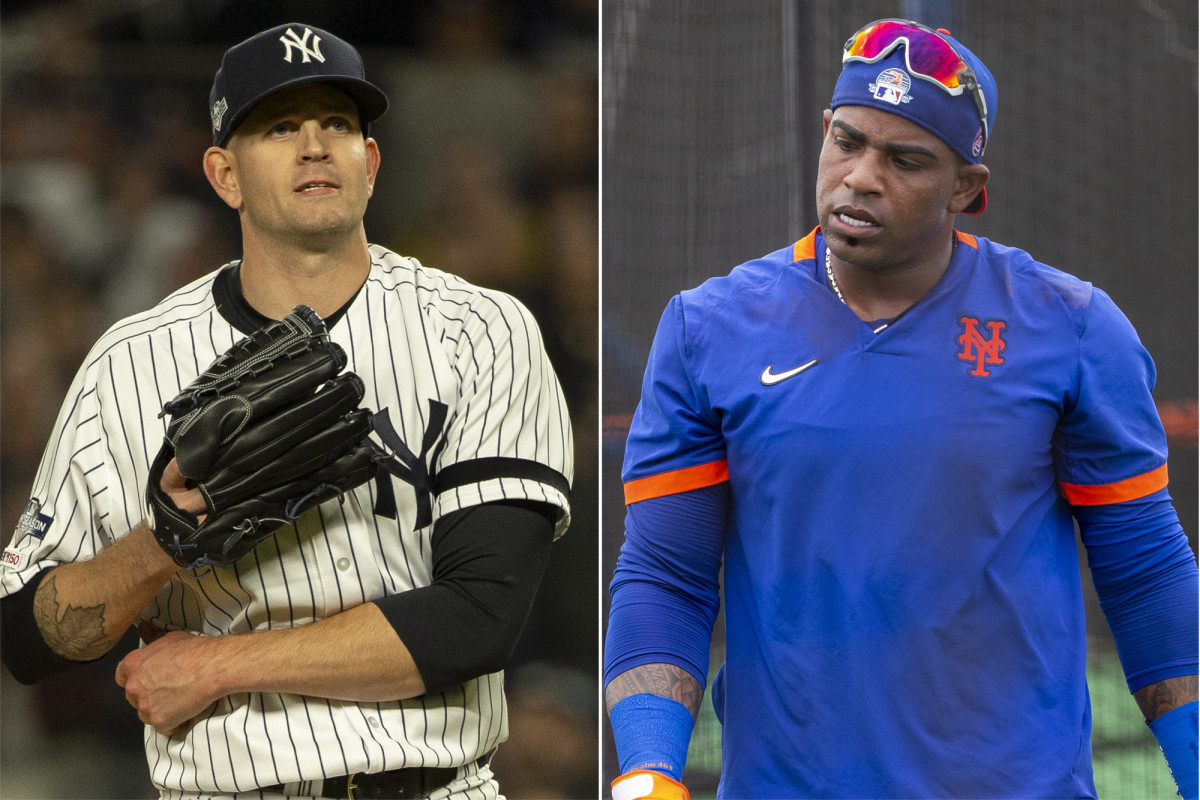Yankees and Mets with most on the line in 2020 MLB season