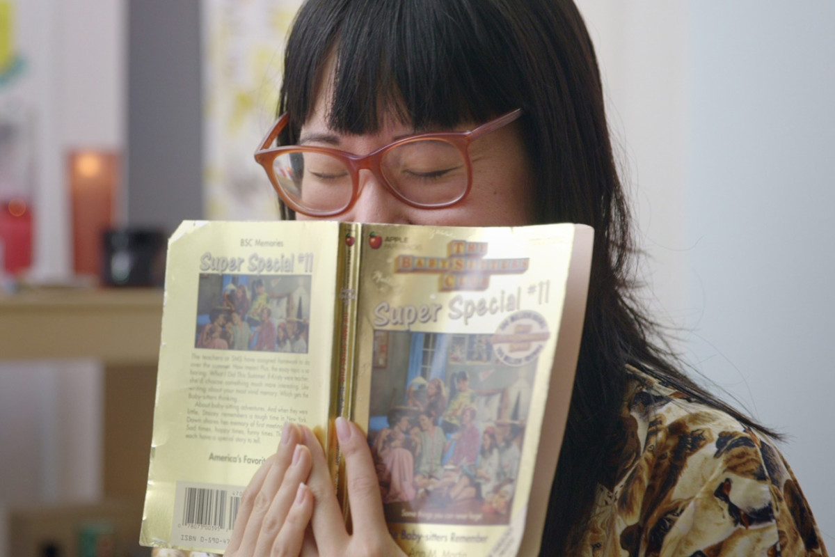 'The Claudia Kishi Club' on Netflix Celebrates the Coolest Girl in the BSC