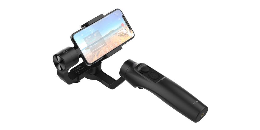 A mini wireless smartphone gimbal