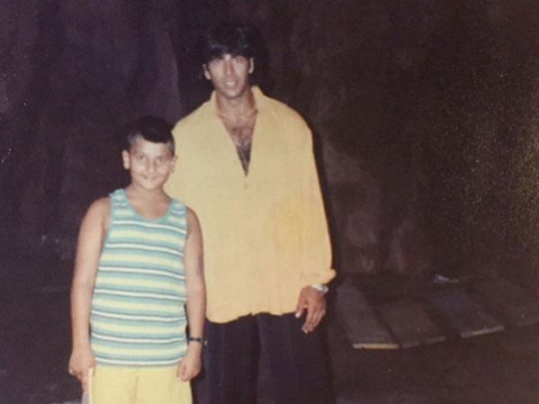 Ranveer Singh with Akshay Kumar
