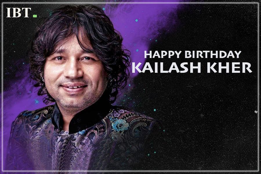 Kailash kher Birthday