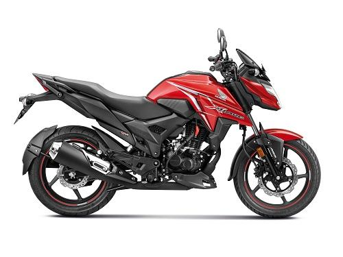 Honda XBlade BS6 launched: Best-in-class torque output of 14.7 Nm and more!