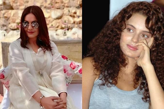 Pooja Bhatt and Kangana Ranaut
