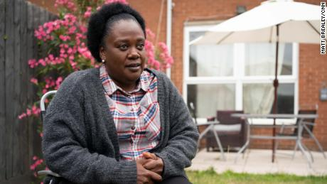 Neomi Bennet told CNN racism is so pervasive in the NHS that black nurses have developed a code to warn each other away from wards where they are not welcome by staff.