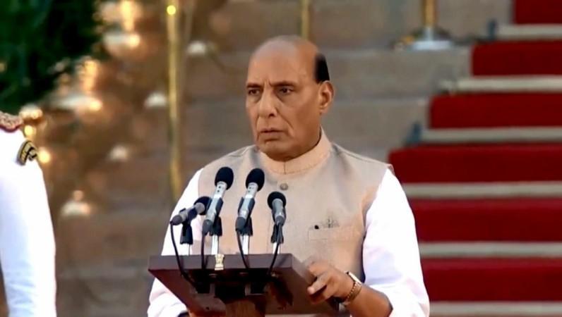 Rajnath Singh