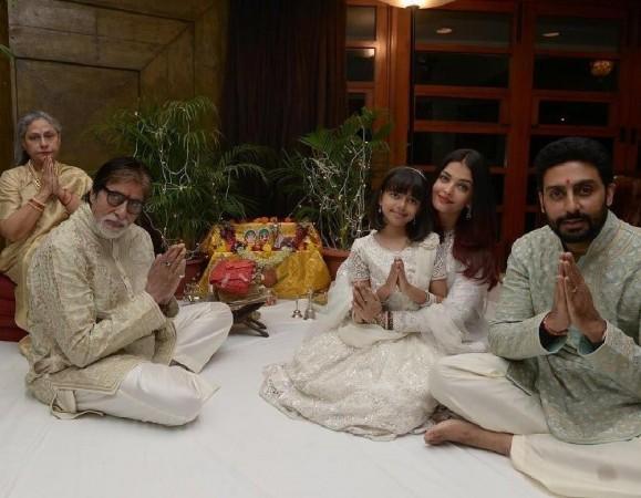 aishwariya and Abhishek