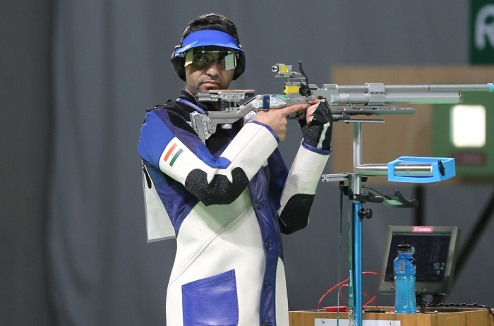 """Bindra on competing at the Olympics: """"In an Oly final, it is really that 1% edge that will make all the difference'"""