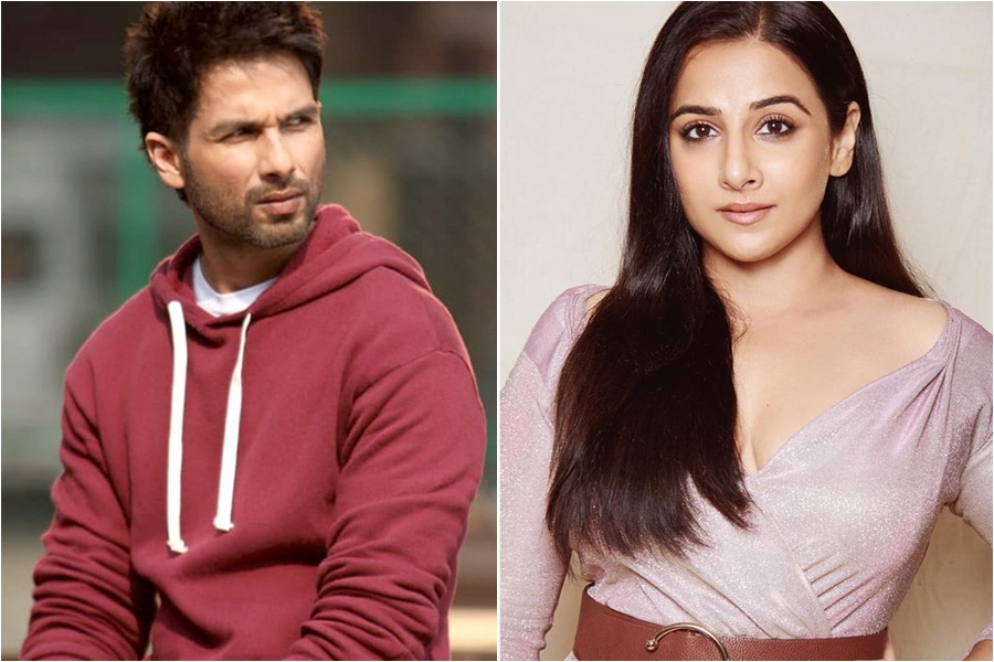 When Vidya Balan opened up about affair with Shahid Kapoor and said she is fed up of his name on Karan Johar's Koffee with Karan